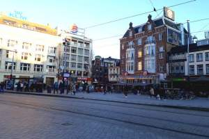 Leidseplein, Leidsesquare - Amsterdam Welcome