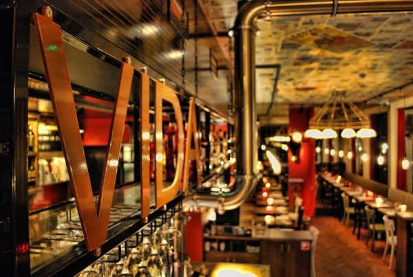 Vida - Amsterdam Welcome