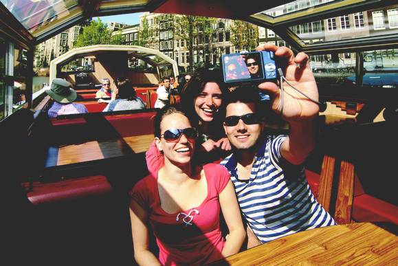 Stromma Canal Cruise 2 - Amsterdam Welcome
