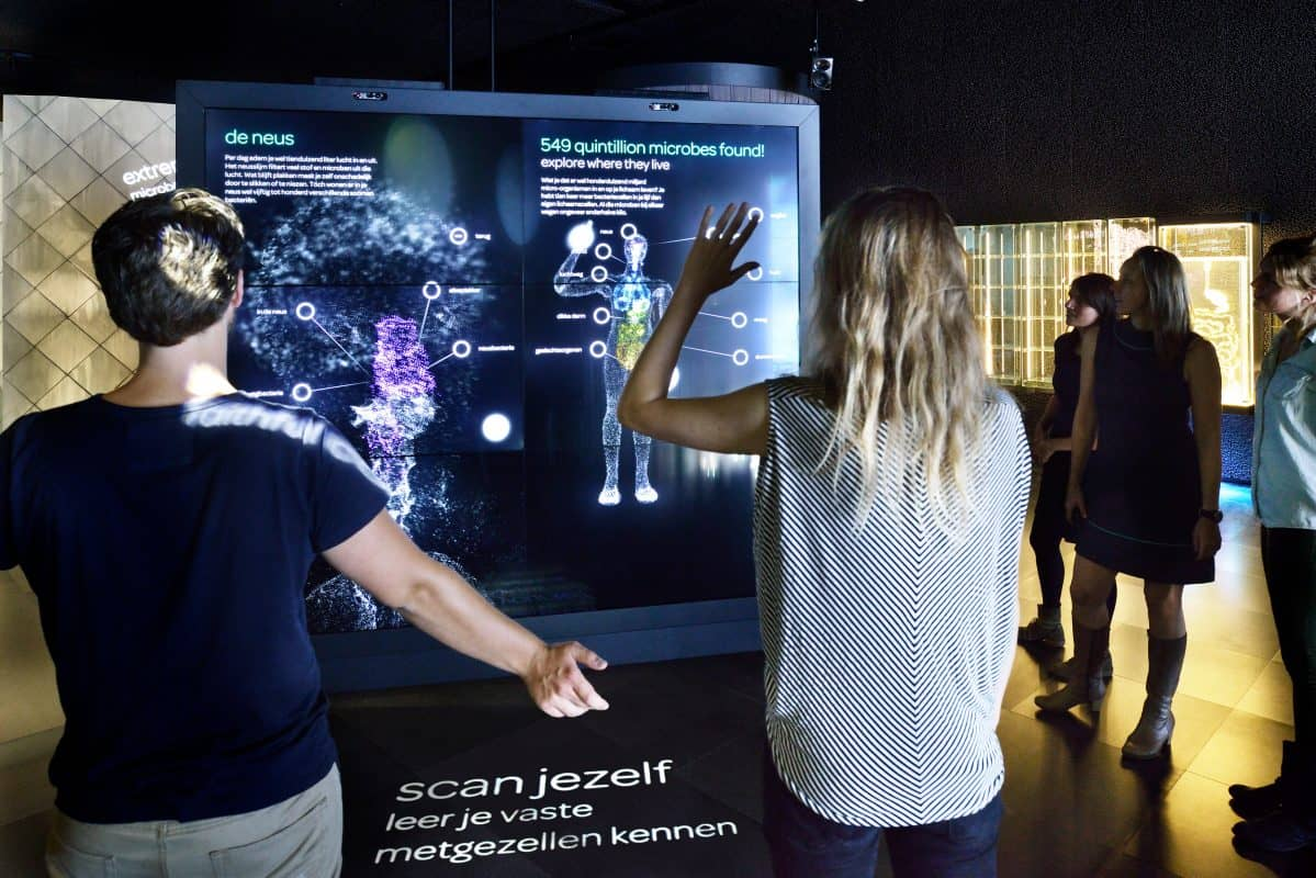Micropia bodyscan
