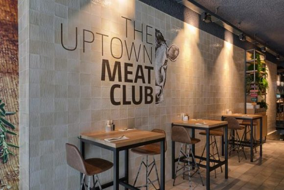 The Uptown Meat Club - Amsterdam Welcome