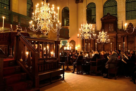 Amsterdam Welcome - Portugese Synagoge