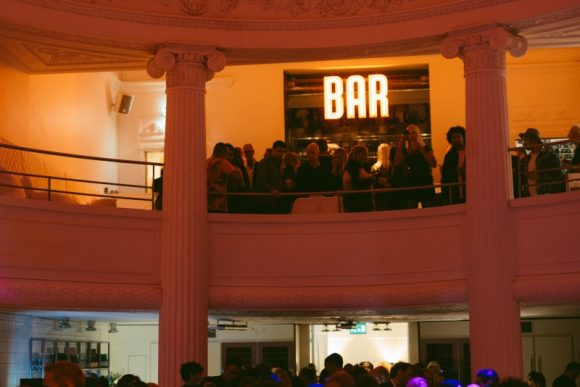 mvvoorbergen Opening supperclub bar - Amsterdam Welcome