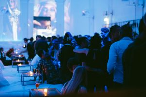 mvvoorbergen Opening supperclub - Amsterdam Welcome