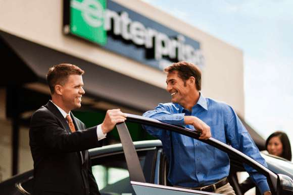 Enterprise Rental - Amsterdam Welcome