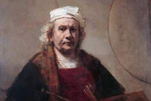 Rembrandt van Rijn Birthday - Amsterdam Welcome