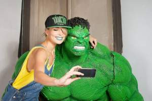 ripley's believe it or not! hulk - Amsterdam Welcome