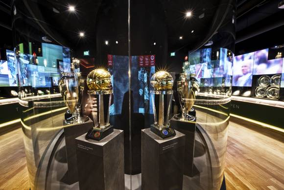 Amsterdam Arena Tours Gallery of Fame - Amsterdam Welcome