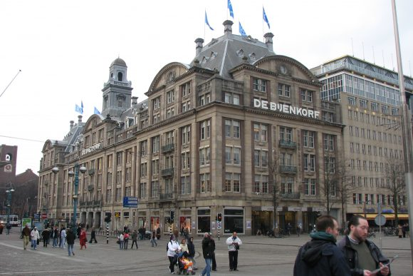 Bijenkorf - Amsterdam Welcome