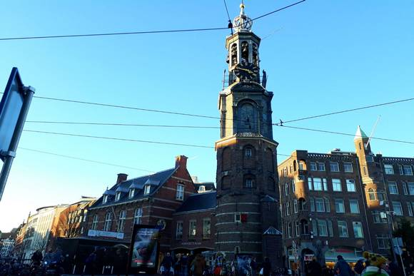 Munttoren - Amsterdam Welcome