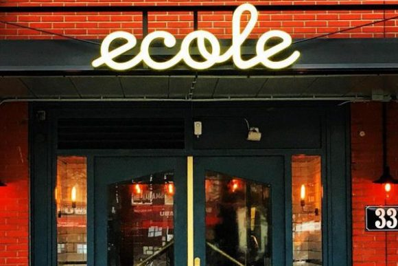 Ecole - Amsterdam Welcome