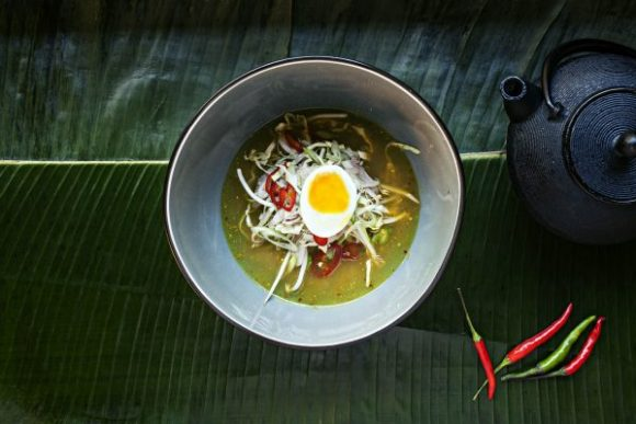 Ron Gastrobar Indonesia - Where to eat dinner Amsterdam Welcome
