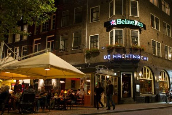 De Nachtwacht - Where to go for drinks in Amsterdam Welcome