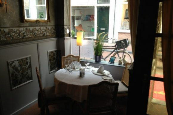 Chez Georges - Amsterdam Welcome