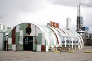 Hangar - Where to Eat dinner in Amsterdam Welcome