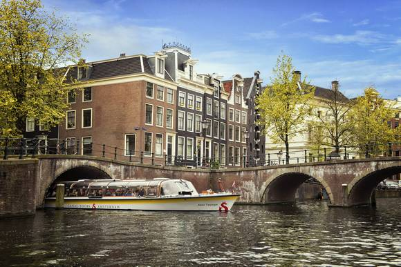 100 Highlights Day Stromma Canal Cruise Autumn - Amsterdam Welcome