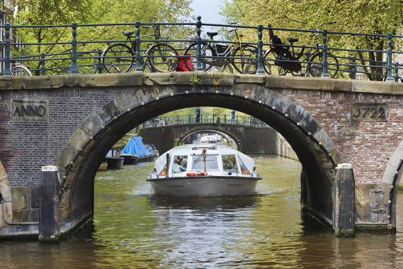 Stromma Canal Cruise - Amsterdam Welcome