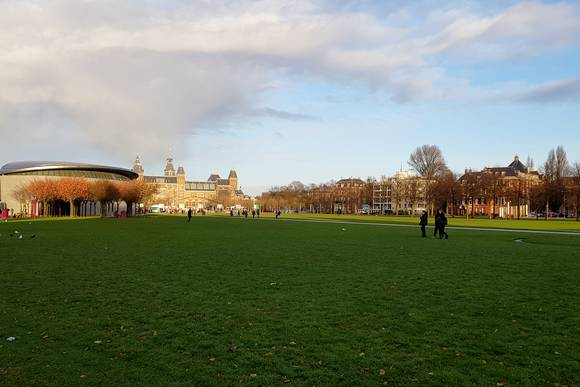 Museumplein Museum Amsterdam Welcome