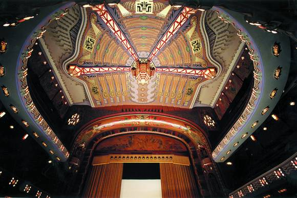Pathé Tuschinski Movies Cinema Amsterdam Welcome