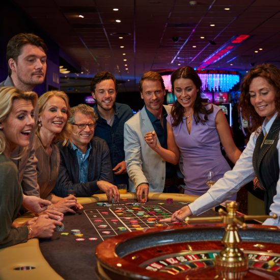 Holland Casino - Amsterdam Welcome