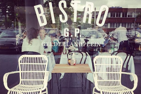Bistro G.P. - Amsterdam Welcome