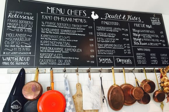 Chefs Poulet & Frites - Amsterdam Welcome