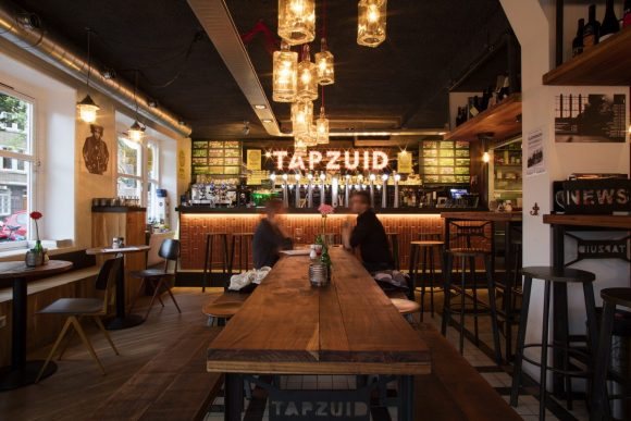 tapzuid Amsterdam Welcome