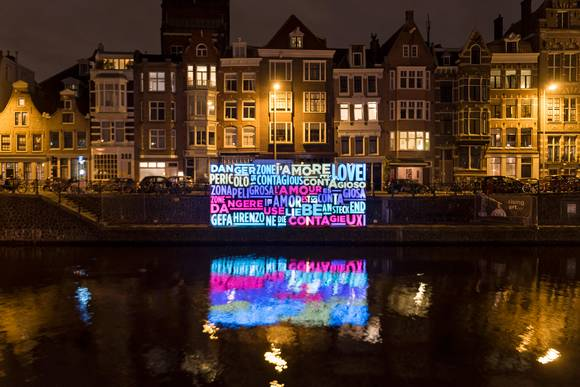 Amsterdam Light Festival (Water Colors Cruise) - Amsterdam Welcome