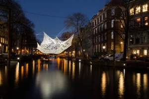 Amsterdam Light Festival (Water Colors Cruise) Net - Amsterdam Welcome