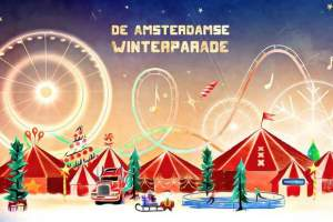 Winterparade RAI - Amsterdam Welcome
