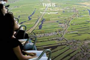 This is Holland attraction nederland - Amsterdam Welcome