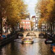 Stromma 100 highlights Canal Cruise - Amsterdam Welcome
